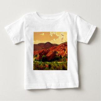 Red Rocks Park Denver Colorado Baby T-Shirt