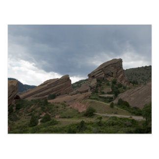Red Rocks Park Postcard