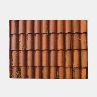 Red Roof Tiles Doormat