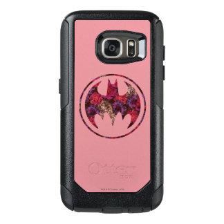 Red Rose Bat Signal OtterBox Samsung Galaxy S7 Case