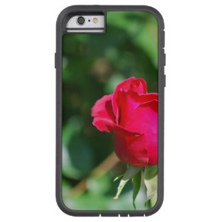 Red Rose Bud Tough Xtreme iPhone 6 Case
