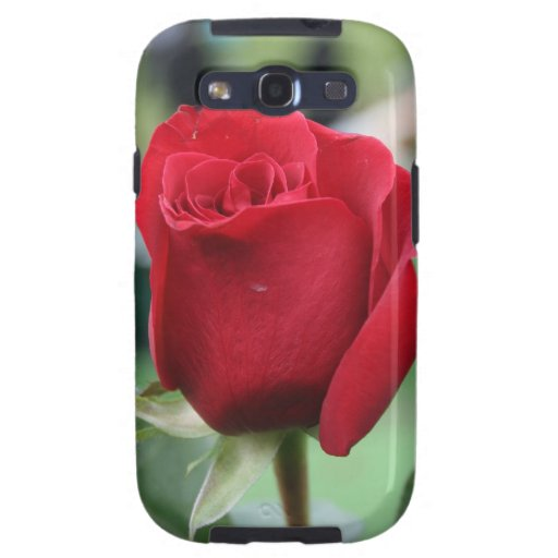 Red rose galaxy SIII covers