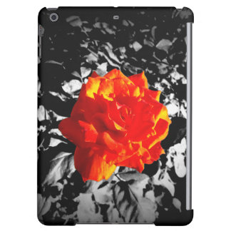 Red rose Case Savvy Matte iPad Air Case