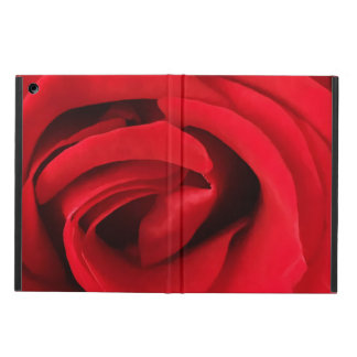 Red Rose Cover For iPad Air