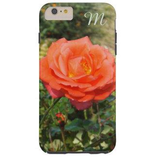 Red Rose custom monogram phone cases