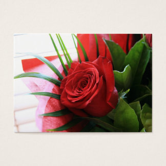 Red Rose Florist Gift Certificate