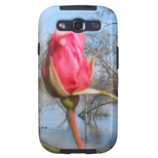 Red Rose Galaxy S3 Covers