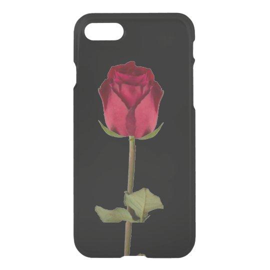 Red Rose iPhone 7 Case