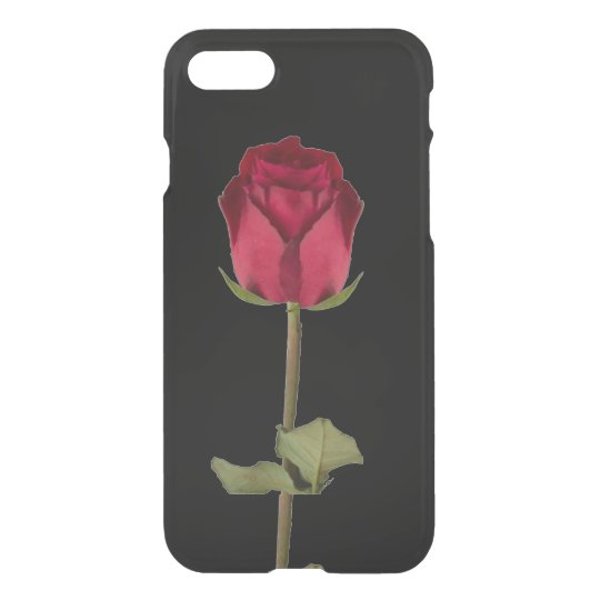 Red Rose iPhone 8/7 Case