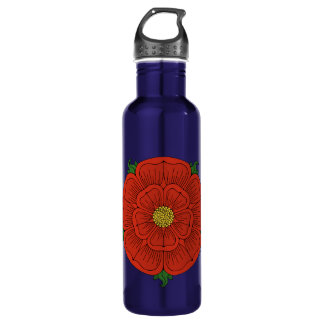 Red Rose of Lancaster 710 Ml Water Bottle