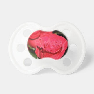 Red Rose Pacifier