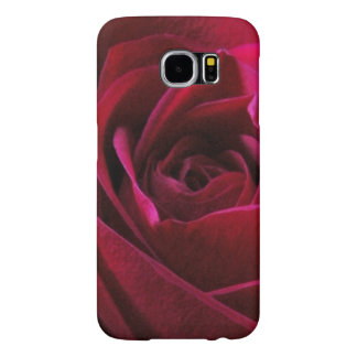 Red Rose Samsung Galaxy S6 Cases
