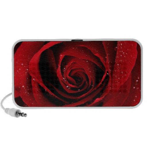 red rose mp3 speaker