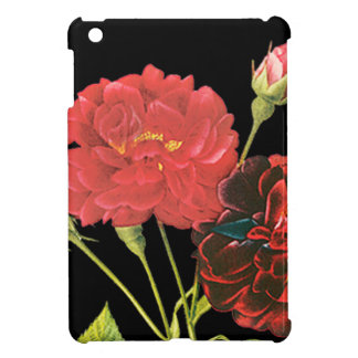 Red Roses and Bud iPad Mini Cover
