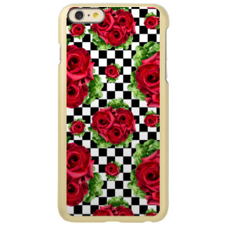 Red Roses Bouquet Floral Love Rockabilly