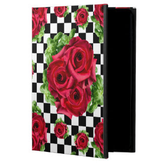 Red Roses Bouquet Floral Love Rockabilly Powis iPad Air 2 Case