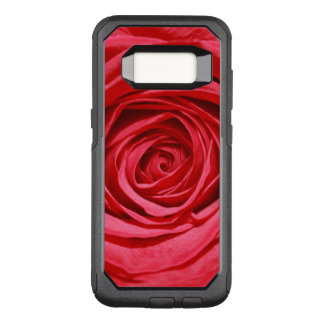 Red Roses Floral Abstract Patterns Flowers Cool OtterBox Commuter Samsung Galaxy S8 Case