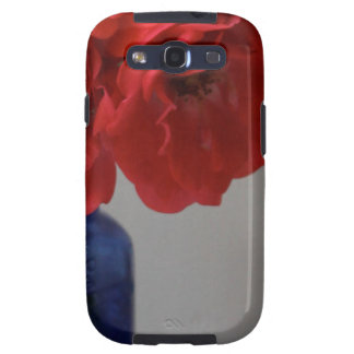 red roses galaxy s3 case