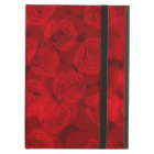 Red roses iPad air cover
