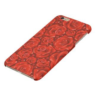 Red Roses iPhone 6/6s Plus Matte Finish Case
