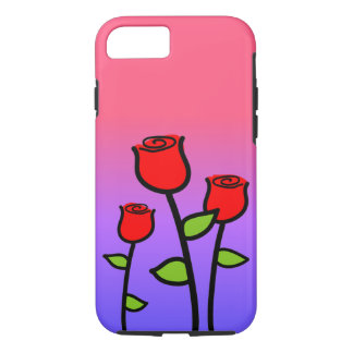 Red Roses iPhone 8/7 Case