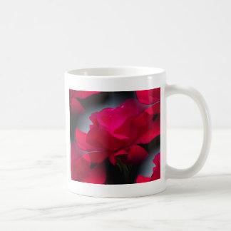 red roses coffee mugs