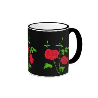 Red roses - Mug