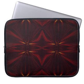 Red Roses Sister Neoprene laptop sleeve 15 inch