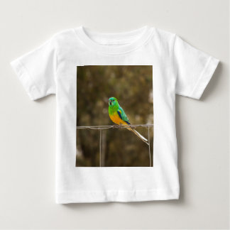Red-rumped Parrot Baby T-Shirt