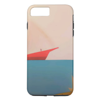Red Sail Boat Case