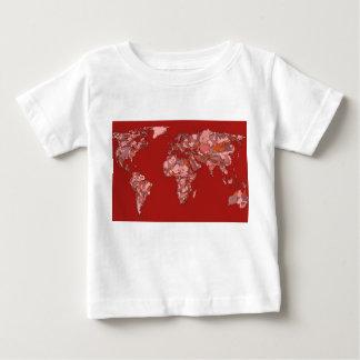 Red sandy atlas shirts