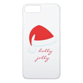 Red Santa Hat iPhone 7 case