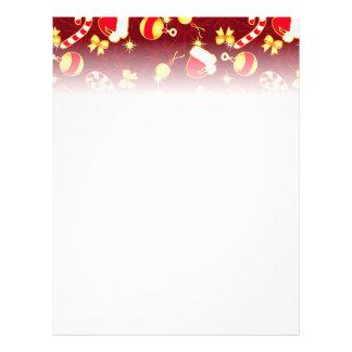 Red - Santa's cap Flyer