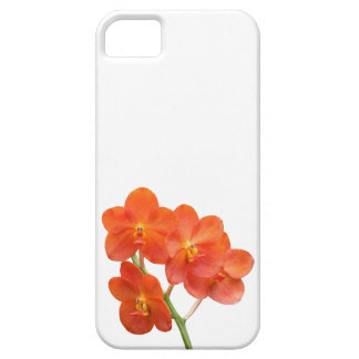 Red Scarlet Orchid IPhone case
