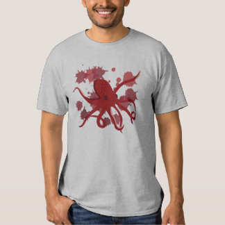 Red Sea Octopus T-shirt