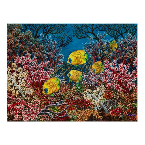 Red Sea Print