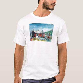 red shack at Menemsha T-Shirt