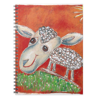 red sheep notebooks