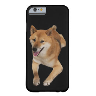 Red Shiba Inu Dog Phone Case