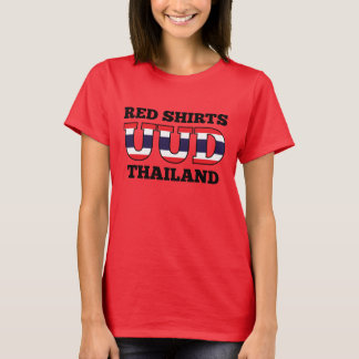 Red Shirts UDD Thailand