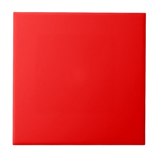 Red-Side Orange Custom Colored Tile