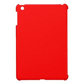 Red-Side Orange Custom Coloured iPad Mini Cases