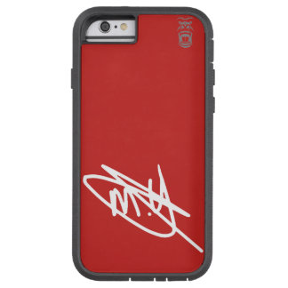 Red Signature iPhone 6/6s Case