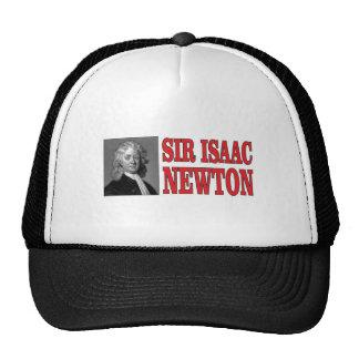 red sir Newton Trucker Hat