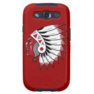 Red skin galaxy SIII case