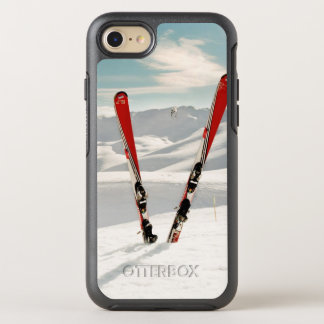 Red Skis OtterBox Symmetry iPhone 8/7 Case