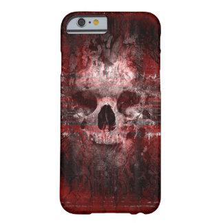 Red Skull Design for Phone Cases