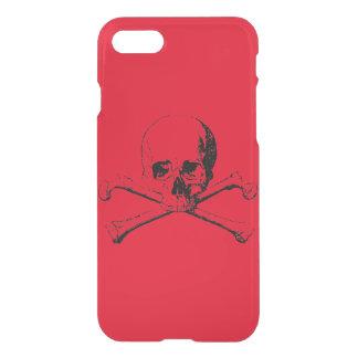 Red Skull & the Bones iPhone 7 Case
