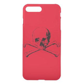 Red Skull & the Bones iPhone 7 Plus Case