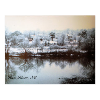 Red Slide 1960, Haw River, NC Postcard